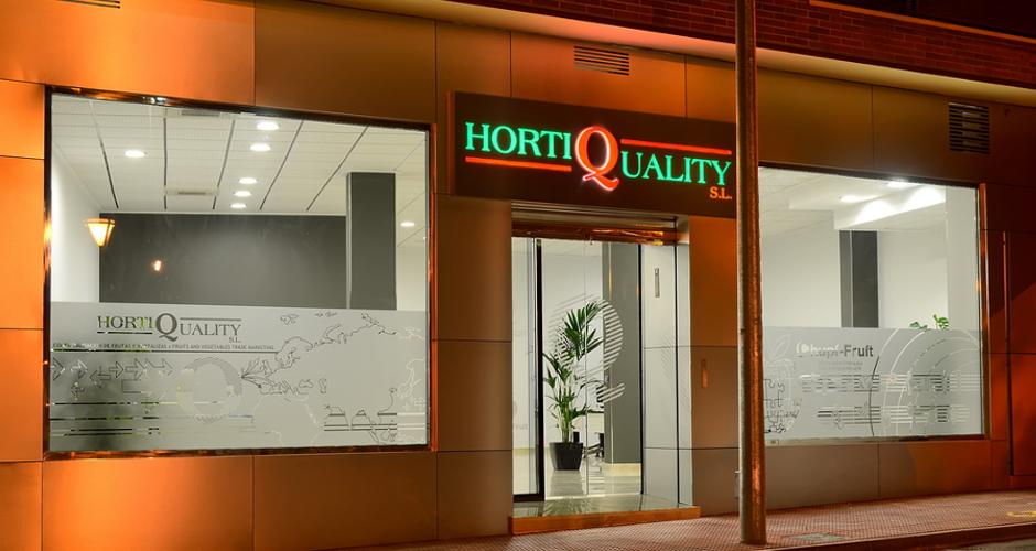 fachada oficina hortiquality